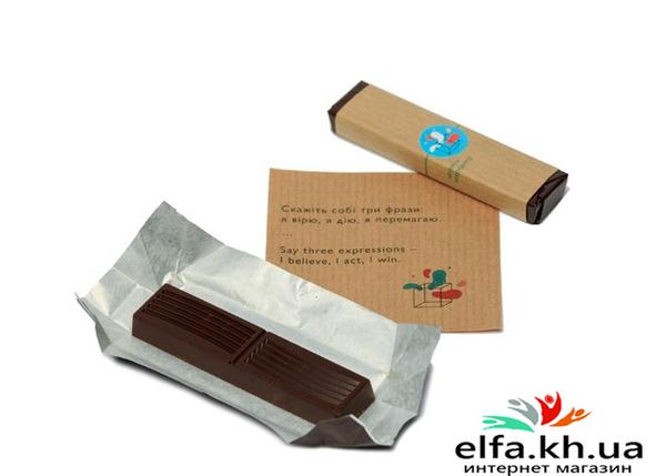 Шоколад з передбаченнями «Торба Щастя», фото 2