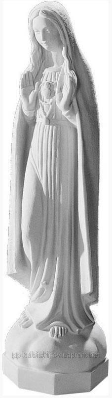 Скульптура Богородиці для памятника гранітного Kosmolux485/60
