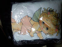 Одеяло для новорожденного и для крестин