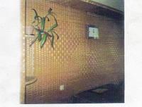 Отделка и декор стен из лозы