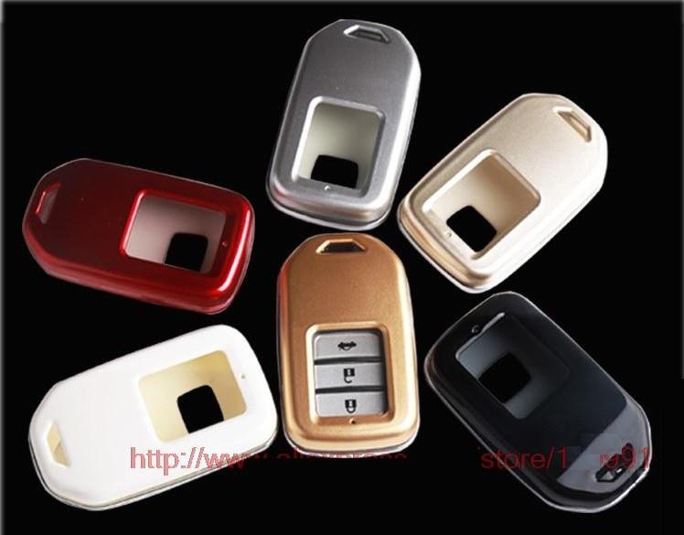 Пластиковый  чехол для ключа Honda Accord,Civic,Civic Type R,Crosstour, CR-V,Fit,FR-V,HR-V,jazz,Pilot