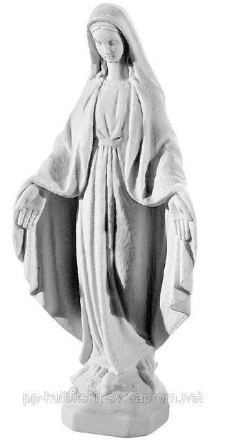 Ритуальна скульптура Божої Матері Kosmolux211/35