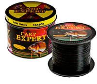 Леска Carp Expert Carbon 1000 метров 0.35 мм 14.9 кг
