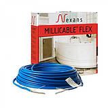 Nexans MILLICABLE FLEX 15 525, 35,1м. Тонкий кабель сразу под плитку. Nexans Норвегия, 3,5-4,9м2, фото 2