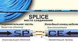 Nexans MILLICABLE FLEX 15 525, 35,1м. Тонкий кабель сразу под плитку. Nexans Норвегия, 3,5-4,9м2, фото 3