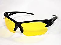 Очки солнцезащитные спортивные черные вело очки c71bc9ff74abc