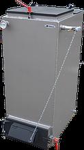 Котел на твердом топливе Холмова Бизон FS 15 кВт