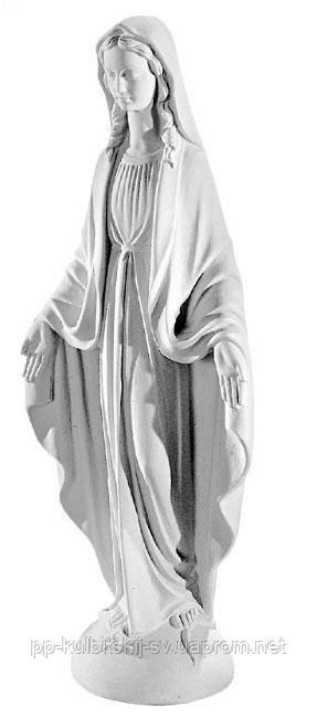 Ритуальна скульптура на могилуБожої Матері Kosmolux226/73,5