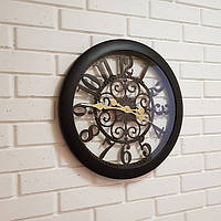 Настенные часы в интерьере вашего дома