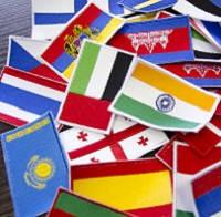 Флаги Стран Мира (Печать)