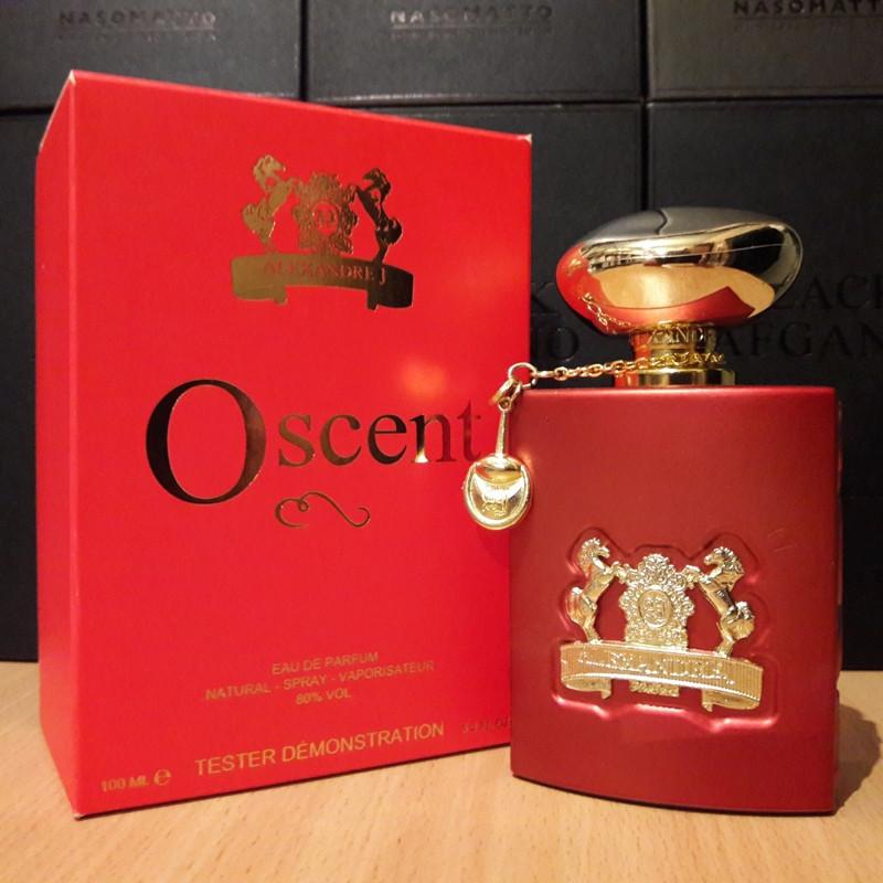 Alexandre J Oscent Rouge (Александр Джей Осцент Руж) парфюмированная вода - тестер, 100 мл, фото 1