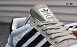 Чоловічі кросівки Adidas Iniki Runner (чорно/білі), фото 2