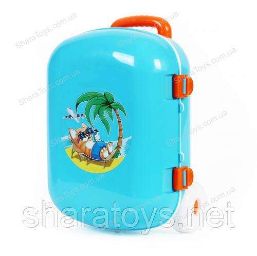 Детский игрушечный чемодан