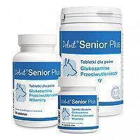 Витамины для зрелых стареющих собак мини пород Dolfos Senior Plus Mini 90 таблеток