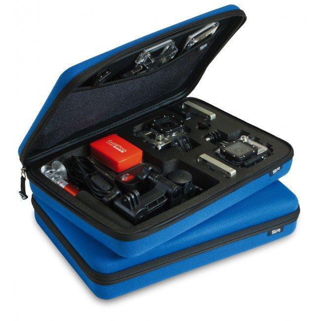 Кейс SP POV Case Large GoPro-Edition blue