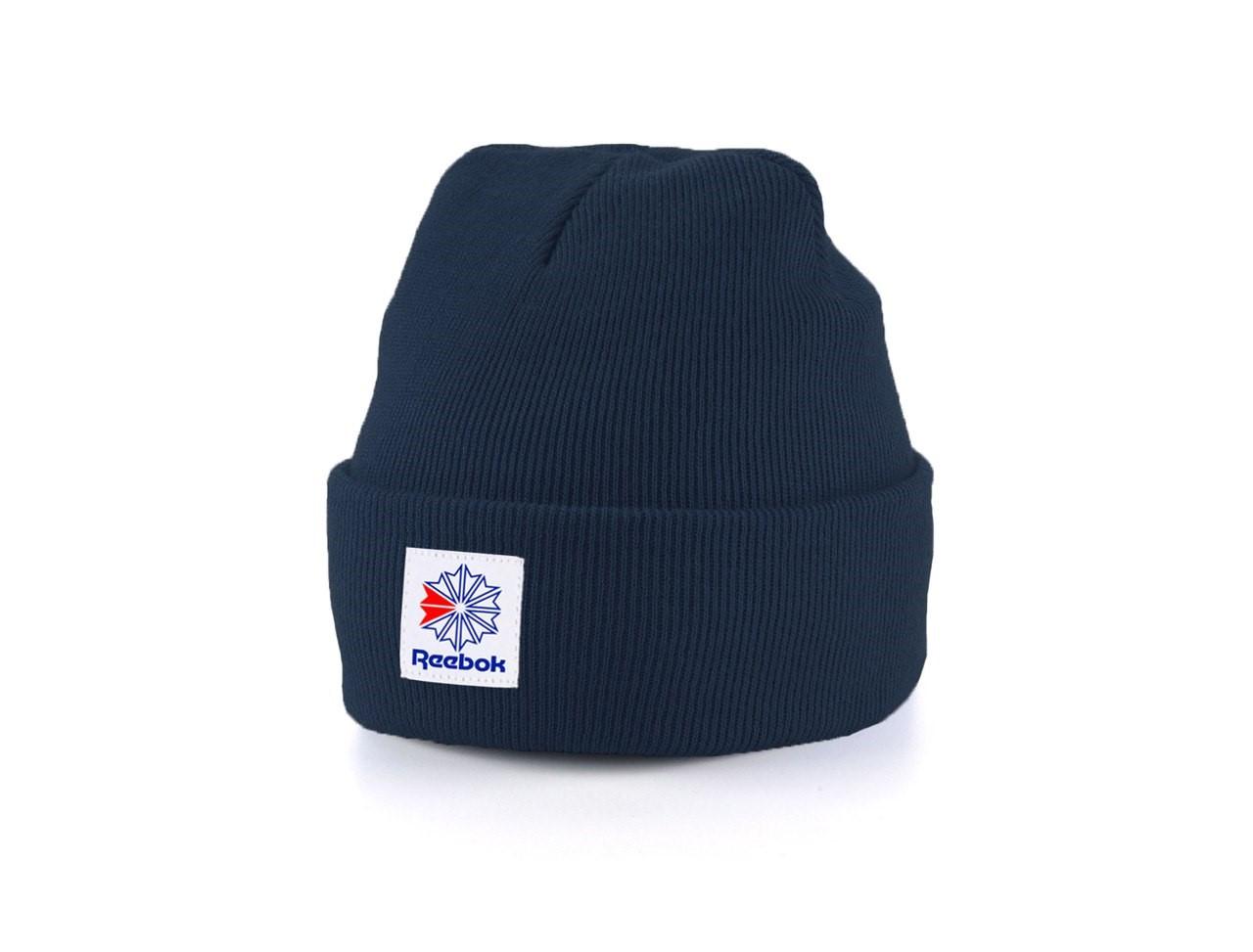 Чоловіча тепла шапка Reebok універсальний розмір