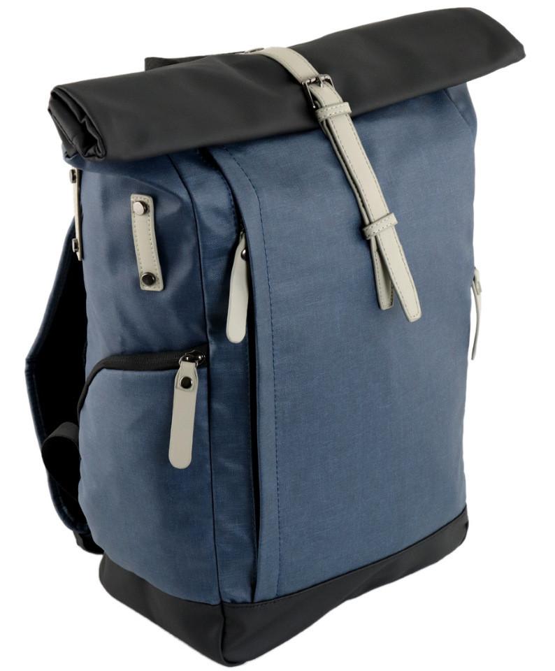 Городской рюкзак TRAUM 7175-18 17 л, синий