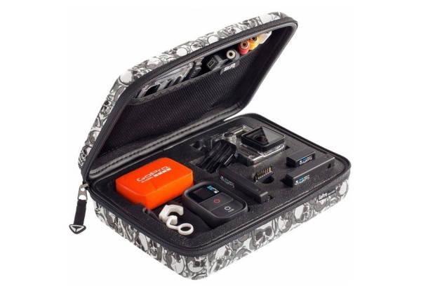 Аксессуар к экшн-камерам Кейс SP POV Case Small GoPro-Edition skull (52035), фото 2
