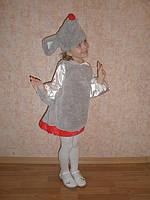 Мышка серая №1 -Карнавальный костюм