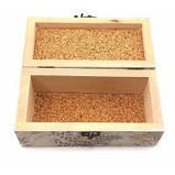 Скринька з дерева Маки, фото 2