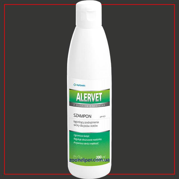 Шампунь Алервет 200 мл (Alervet) для собак и кошек