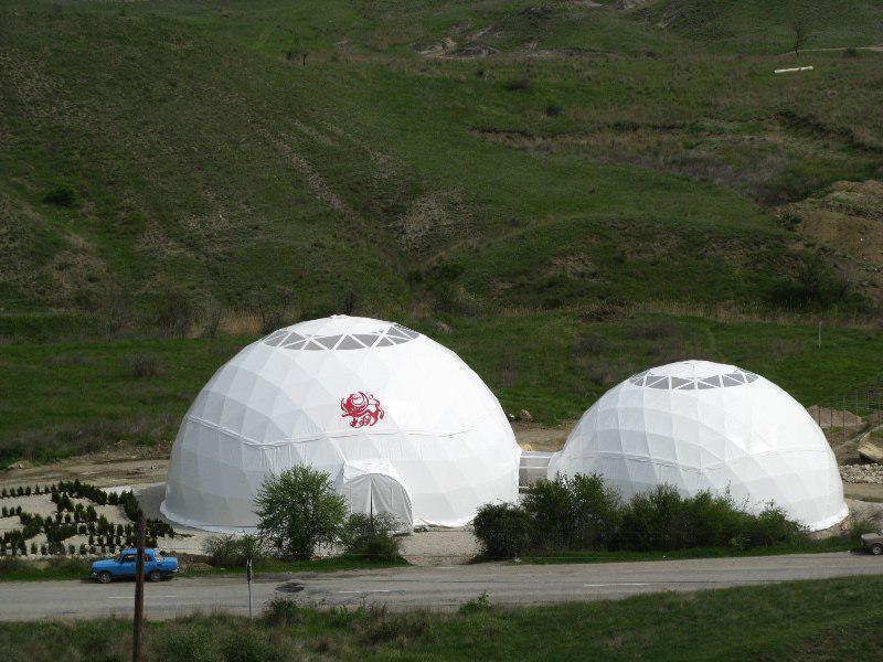 Проекты геодезического купола.