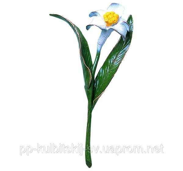 Бронзові  квіти на памятник Jorda