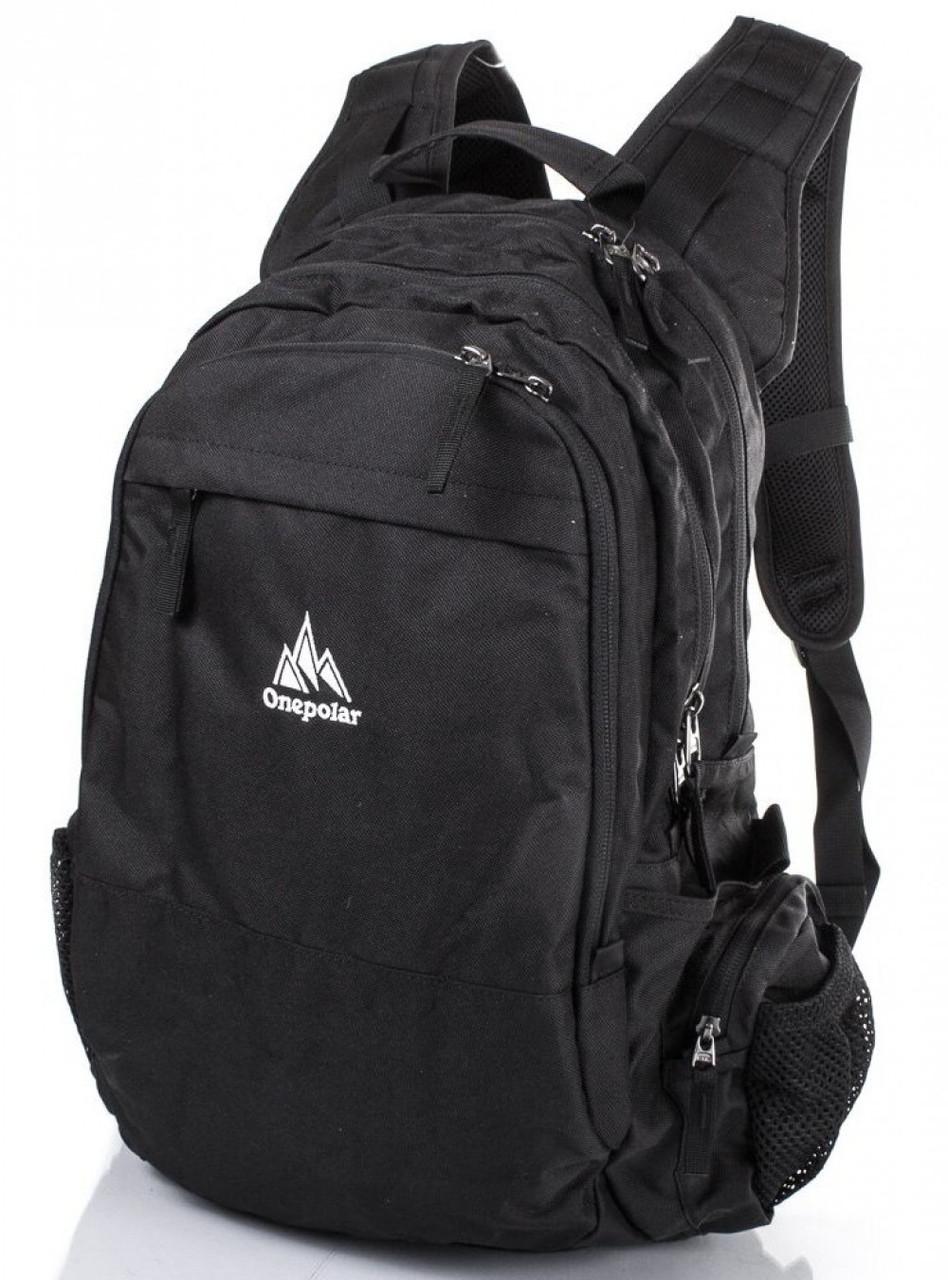 732093b8169a Мужской спортивный рюкзак ONEPOLAR W1730-black - Bigl.ua