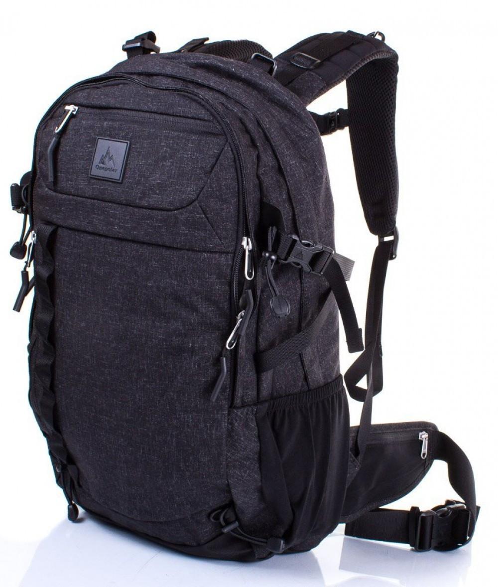 8e69eef93253 Мужской спортивный рюкзак ONEPOLAR W2190-black