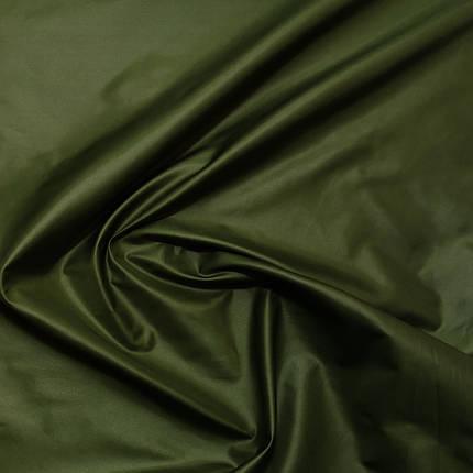 Плащевая ткань лаке хаки, фото 2