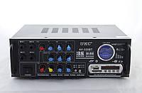 Усилитель мощности с Bluetooth и 100V-выходом UKC PA-325BT, фото 1