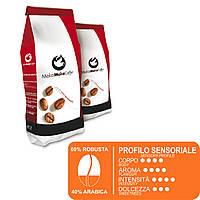 Кава в зернах Італія Extrabar MokaMoka, 1 кг