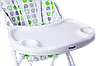 Детский стульчик для кормления Bugs Smart - Зеленый, фото 7