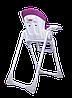 Детский стульчик для кормления Bugs Studio - Фиолетовый, фото 3