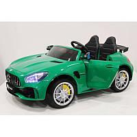 Детский двухместный электромобиль Mercedes M 3905 EBLR-5