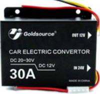 Инвертор напряжения 24-12 Вольт 360Вт GS-D30A