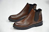 Челси коричневые Jore -780