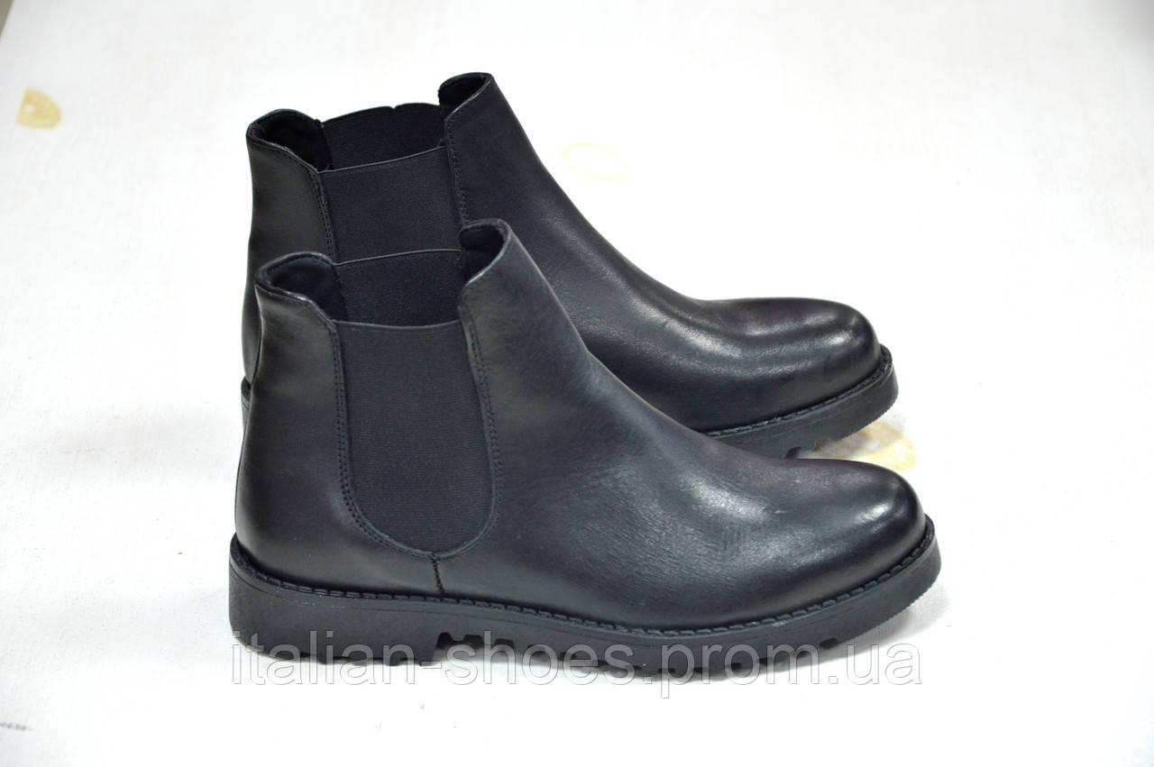Челси черные Jore -711