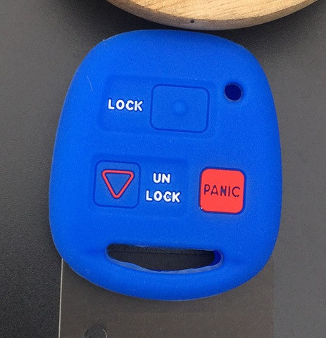 Чехол для ключа Lexus LS,GX 470,RC,IS,ES,GS,RX,LX,LC,SC,NX