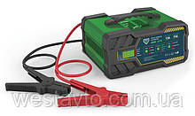Пуско-зарядное устройство, 12-24V, 12A,  75/12V(старт),  цифровая панель LED