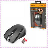 Беспроводная мышь A4Tech G9-500F-1 V-Track, Black, USB, Wireless, мышка