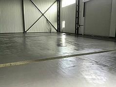 Покриття підлоги для м'ясокмбінатів 4 мм. WERIPOX ® PROTECTION Пол для мясокомбината.