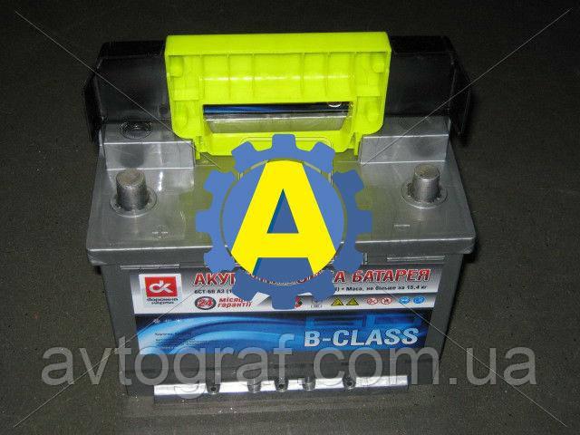 Аккумулятор 60Ah-12v B-CLASS ,L,EN540 Дорожная карта