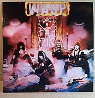 CD диск W.A.S.P. - W.A.S.P.