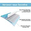 Каркасный бассейн Intex 26340 - 16, 732 x 132 см (150 мл/ч - 11 г/ч, 10 000 л/ч, лестница, набор, тент, подстилка), фото 3