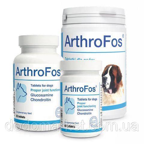 Dolfos ArthroFos витаминно-минеральный комплекс с хондроитином и глюкозамином 60 табл.