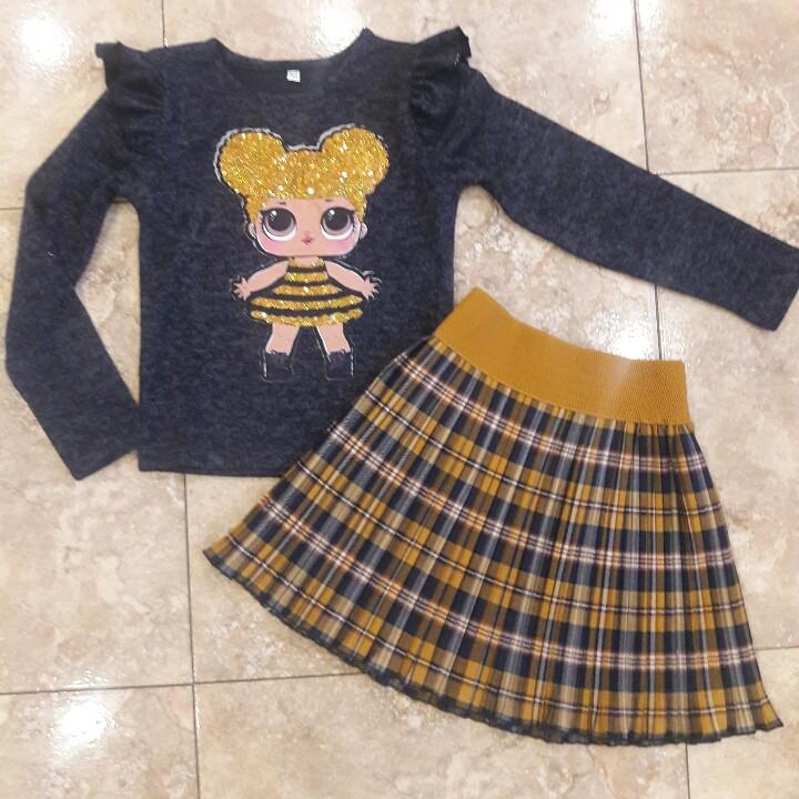 Платье-костюм LOL ЛОЛ для девочки