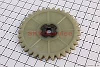Шестерня масл. насоса (под винт) для китайских скутеров (двигатель 50-100сс 4-Т)