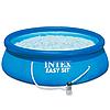 Надувной бассейн Intex 28122, 305 х 76 см (1 250 л/ч), фото 2