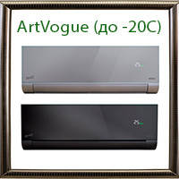 Серия ArtVogue (до -20С) кондиционеры Neoclima